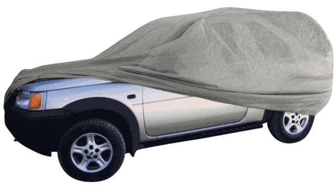 Cubre coche todoterreno