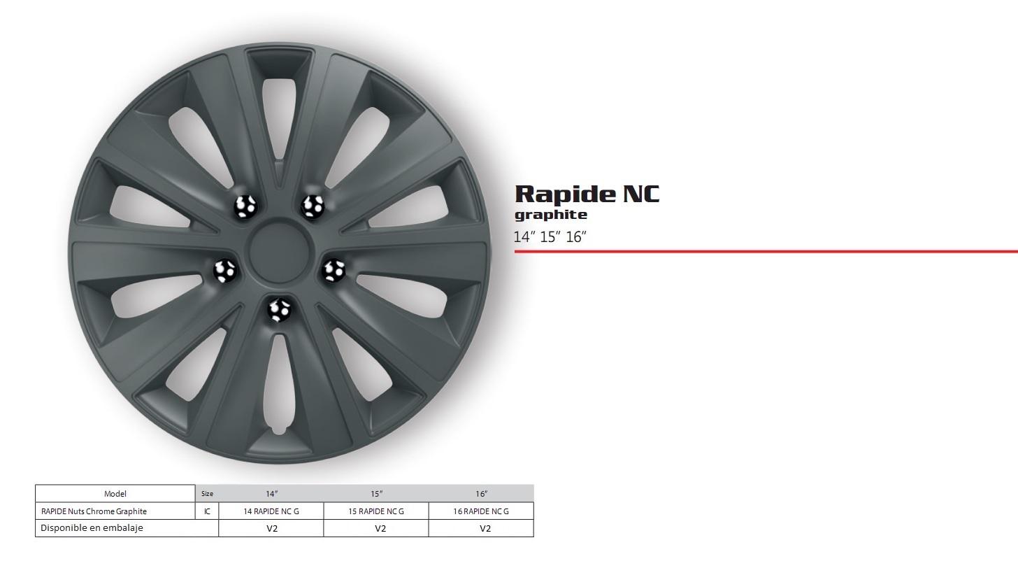 RAPIDE NC GR 14,15,16