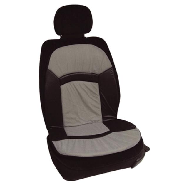 Respaldo de asiento imitación cuero