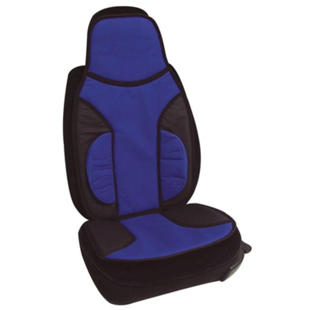 Respaldo de asiento imitación piel
