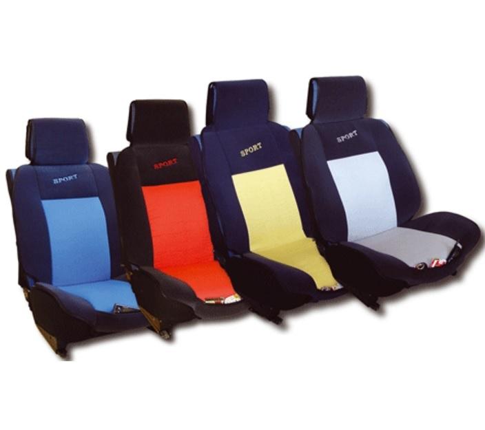 Respaldo de asiento Sport con bolsillo