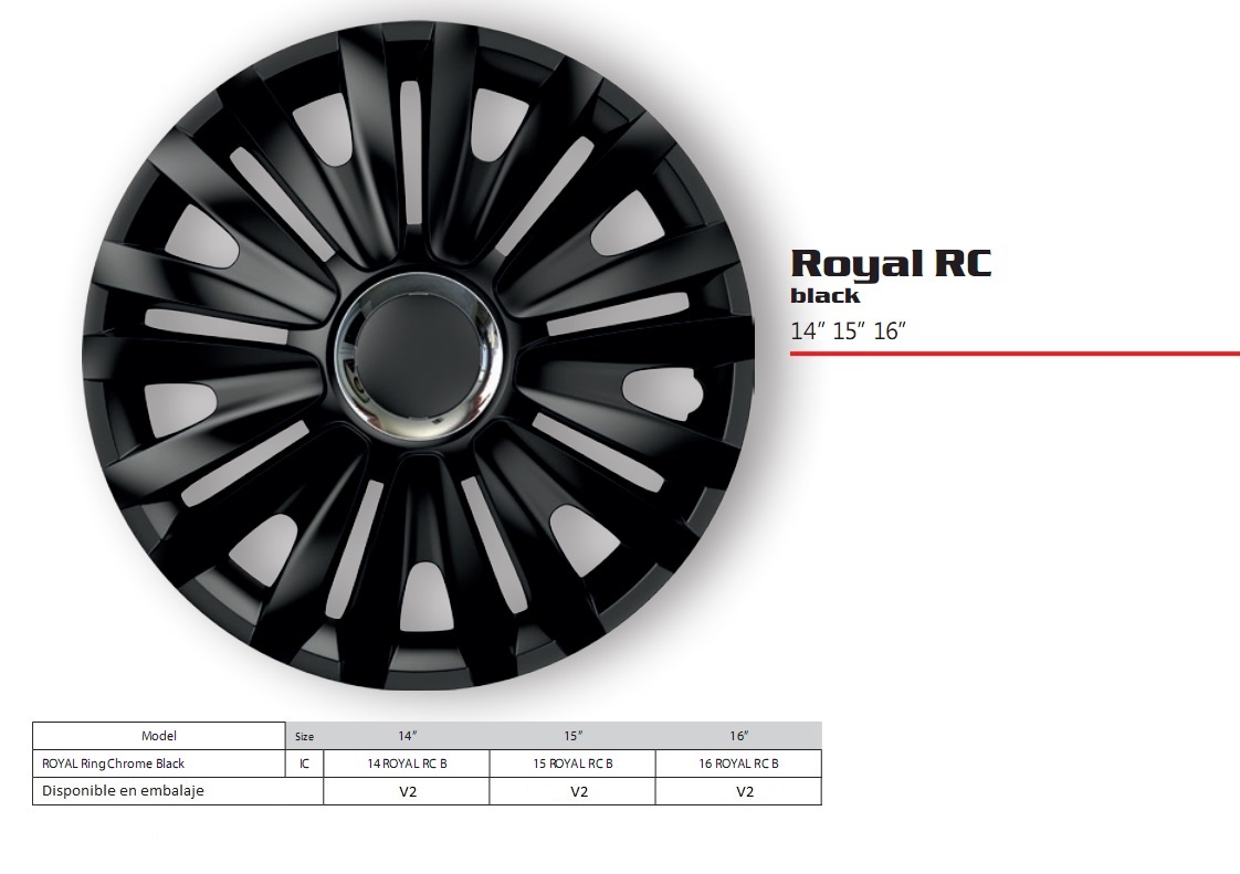 ROYAL RC BL 14,15,16